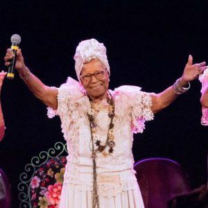 Jongo da Serrinha está em festa, Tia Maria fará 98 anos