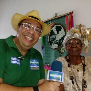 Sambrasil Entrevista: Tia Maria – A Rainha do Jongo