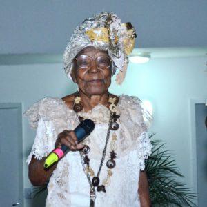 Morre Tia Maria, a Matriarca do Jongo da Serrinha, no Rio de Janeiro