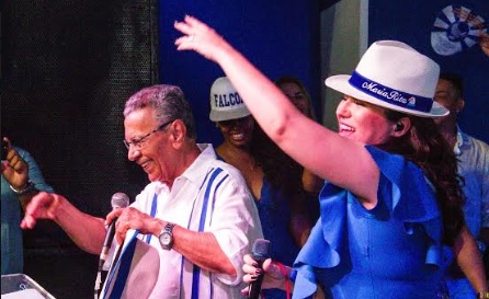 Feijoada da Família Portelense receberá Maria Rita neste sábado