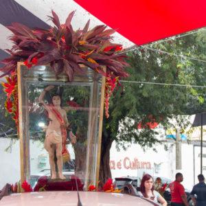 Cacique de Ramos completará 58 anos e receberá a Trezena de São Sebastião e extensa programação