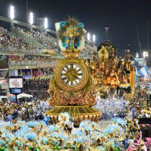 Vila Isabel quarta escola a se apresentar na noite das Campeãs no carnaval 2019
