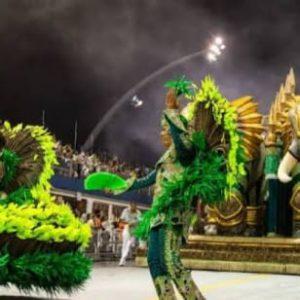 Mancha Verde vence pela primeira vez o Carnaval de São Paulo pelo grupo especial