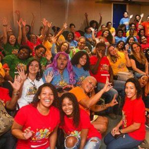 Projeto A Arte Gerando Renda inicia oficinas na Rocinha, de olho no Carnaval 2020