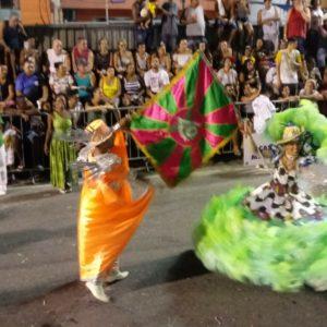 3-Lins Imperial realiza seu desfile na Passarela do Povo da Intendente Magalhães