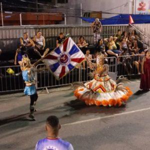 11-Vigário Geral fecha a noite de desfiles pela Série B, na Intendente Magalhães