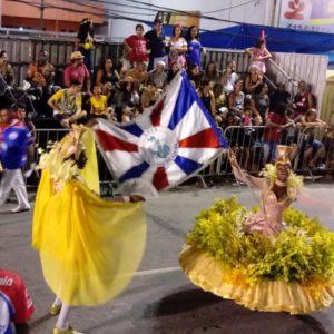 7-Vizinha Faladeira é a sétima escola a desfilar na Intendente