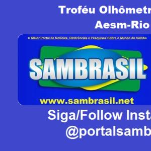 Portal Sambrasil é contemplado com o Troféu Olhômetro – Definidos os vencedores do Troféu Olhômetro 2019