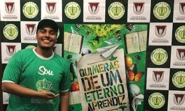 Carnavalesco estreante na Sapucaí desenvolverá o carnaval do Império da Tijuca