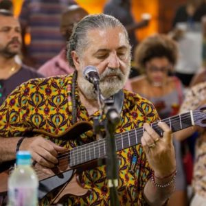 Samba do Trabalhador comemora o 13 de Maio, no Renascença Clube