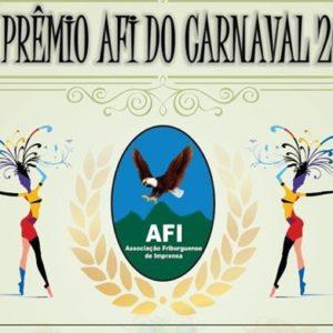 Troféu AFI de Carnaval 2019 será em junho em Nova Friburgo – Rio de Janeiro