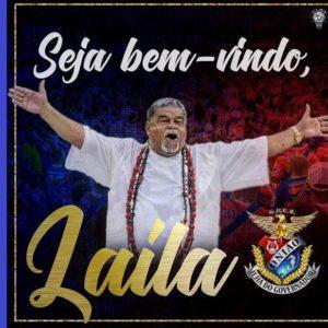 União da Ilha contrata Laíla e reforça seu time para o carnaval de 2020