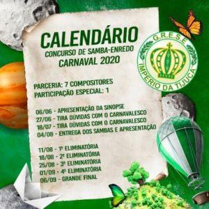 Carnavalesco da Império da Tijuca se reúne com compositores nesta quinta-feira