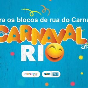 Inscrições para os blocos de rua do Carnaval Rio 2020 começam dia 1º de julho