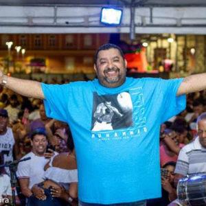 Marquinhos Sensação é atração do Samba da Feira deste sábado, dia 29