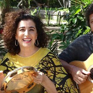AVENIDA SAMBA CANÇÃO – A beleza e poesia de sambas-enredo exaltada em show com Igor Eça, Paula Santoro e Mingo Araújo e participação de Moacyr Luz