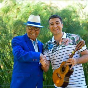 Leo Russo vai comemorar aniversário de 30 anos na Marina Barra Clube com participação especial do Mestre  Monarco