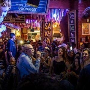 Templo-Bar de Fé em São Paulo tem ótimas opções para curtir o bom samba