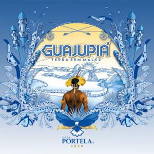 Portela apresenta a sinopse e a logo do seu enredo para 2020