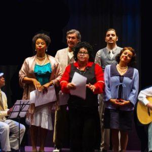 ARACY DE ALMEIDA – A DAMA DO ENCANTADO, musical conta a histórica da artista através do rádio