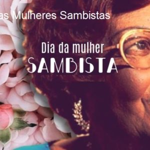 Grupo lança Movimento de Mulheres Sambistas para dar visibilidade a mulheres sambistas