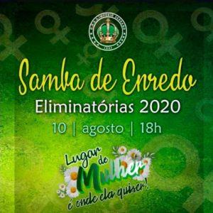 ELIMINATÓRIAS DE SAMBA ENREDO – IMPÉRIO SERRANO