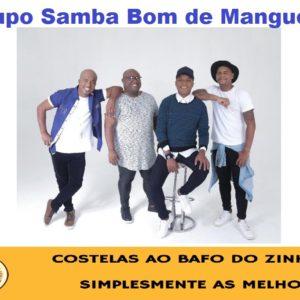 Sexta de muito samba e costela no Zinho Bier, a roda de samba tem o comando do grupo Samba Bom da Mangueira