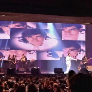 Elymar Santos fez show no Vivo Rio para celebrar 30 anos de carreira