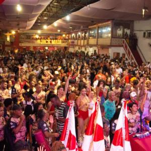 Estácio segue com 4 sambas na disputa do concurso de samba enredo