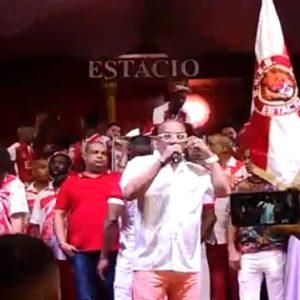 Estácio de Sá acaba de escolher seu samba enredo para 2020