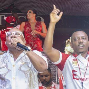 Estácio de Sá apresenta seu samba enredo para o carnaval 2020