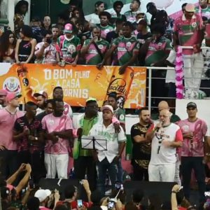 Mangueira acaba de escolher seu samba enredo para 2020