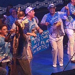 Portela escolhe seu samba enredo para o Carnaval 2020