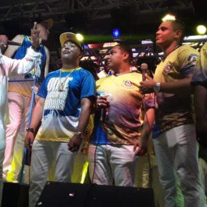 Unidos da Tijuca apresenta seu samba enredo para o carnaval 2020