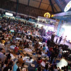 Vila Isabel apresenta seu samba e fantasias para o carnaval 2020