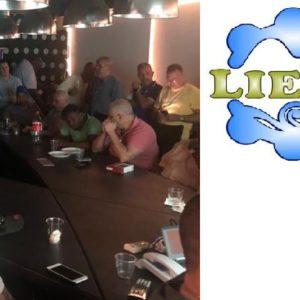 Lierj realiza audição dos sambas-enredo com presidentes das agremiações
