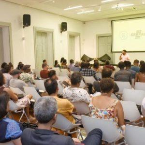 3º Seminário Rodas de Samba: Cidade, Patrimônio e Desenvolvimento