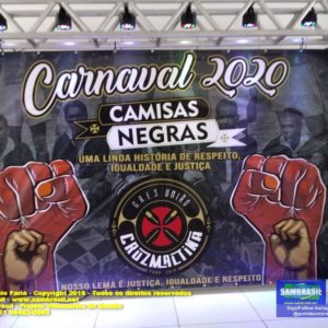 GRES União Cruzmaltina faz o lançamento oficial para o Carnaval 2020