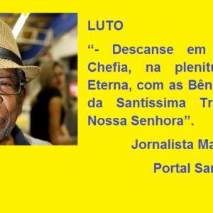 Morre o sambista, baluarte e comunicador Andrade Chefia