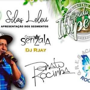 Renato da Rocinha é atração da Feijoada do Império Serrano de novembro