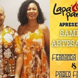Samba Artesanal estreia nesta quinta-feira (14), no Lapa Parrila