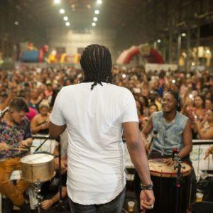 Samba da Feira recebe Xandy de Pilares no próximo sábado (30)
