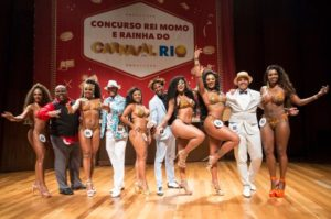 Conheça os candidatos finalistas do concurso da Corte Real do Carnaval do Rio 2020