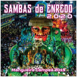 Ouça os Sambas de Enredo de 2020 do Grupo Especial do Rio de Janeiro