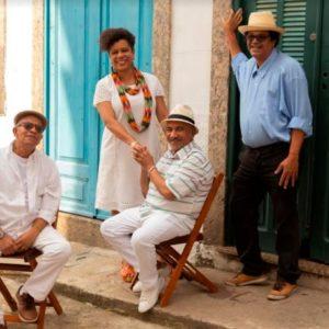 Últimas apresentações do show de Nei Lopes  e Ana Costa no CCBB com o projeto Guimbaustrilho – O Rio sobre Trilhos, no CCBB Rio