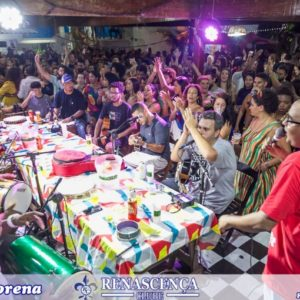 AqueleRena terá sua última edição do ano neste sábado (28), no Clube Renascença