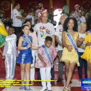 Samba e Carnaval no Congresso Mundial de Arquitetos