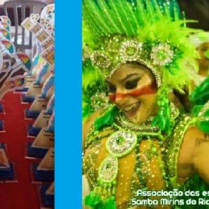 Entrega do Troféu Olhômetro e lançamento CD dos Sambas de Enredo – Carnaval 2020 será, neste domingo (19), com grande festa no Berço do Samba