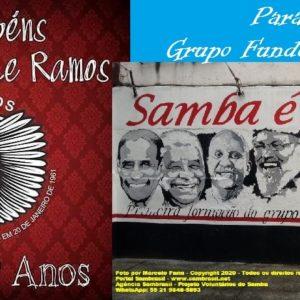 Cacique de Ramos e o Grupo Fundo de Quintal comemoram aniversários de fundação e são símbolos de resistência cultural e respeito ao samba
