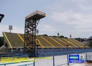 Sambódromo Carioca passa por grande reforma estrutural, saiba como está o status atualizado da obra